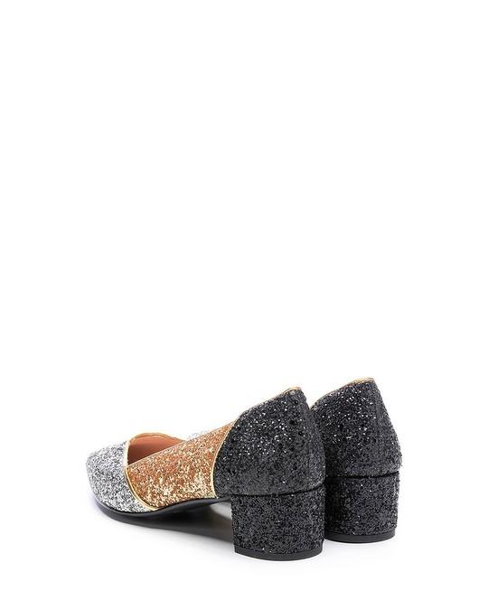 Cuplé Cuple - Ballerina Heels - Grey