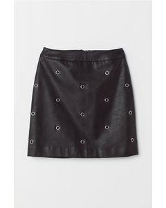 Ninja Skirt Black