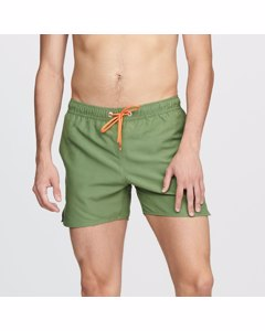 The Mauler Swim Shorts Green