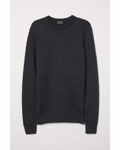 Noel Lambswool Sweater Black