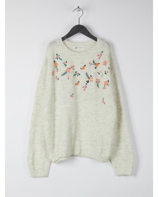 H&M Berit Sweater Grey