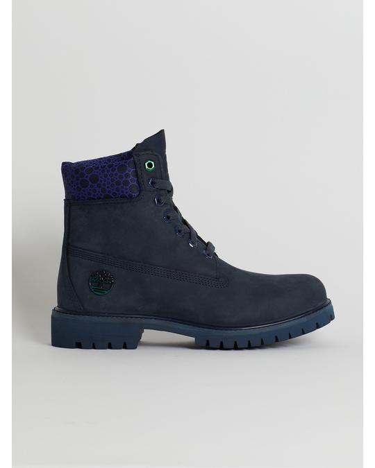 "Timberland Tb0a1wgs0191 6"" Premium Boot Black Iris"