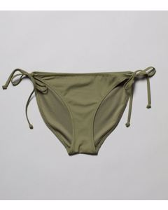 Coral Swim Bottom Khaki