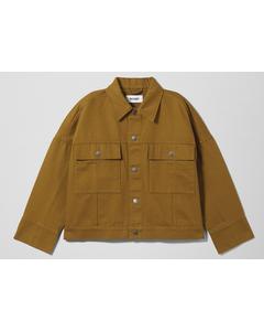 Tenille Jacket Green