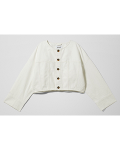 Eliza Jacket White