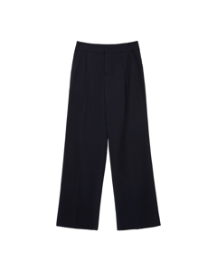 Bettina Trousers Blackish Blue