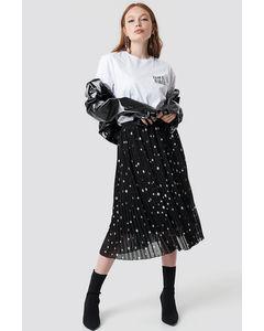 Midi Skirts Dots