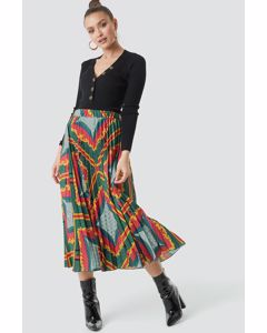 Midi Skirts Multicolor