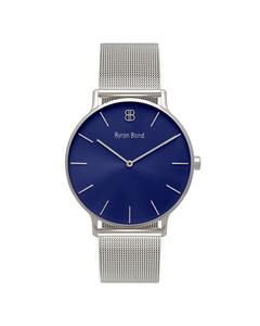 Mark 3 - Paddington Silver Watch