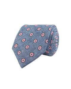 Dot Linen Tie