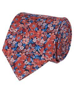 Flower Silk Tie