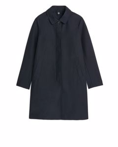 Mid-length Car Coat
