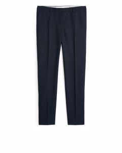 Slim Hopsack Trousers