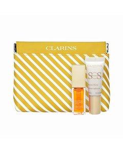 Giftset Clarins Candy Box Honey