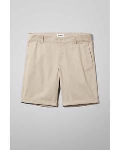 Acid Shorts Beige