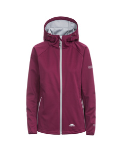 Trespass Damen Softshelljacke Sisely, wasserdicht