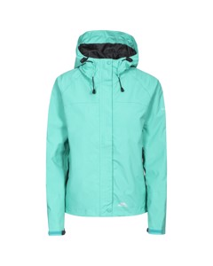 Trespass Womens/ladies Miyake Hooded Waterproof Jacket