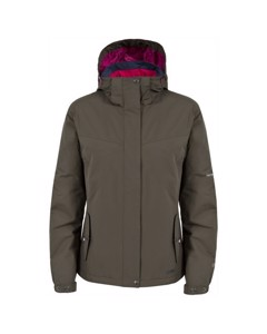 Trespass Womens/ladies Malissa Lightly Padded Waterproof Jacket