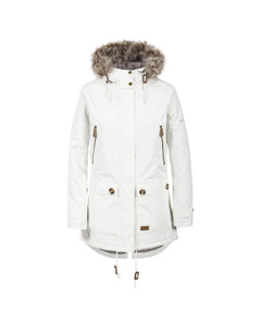 Trespass Womens/ladies Clea Waterproof Parka Padded Jacket