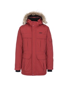 Trespass Mens Highland Waterproof Parka Jacket