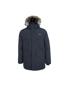 Trespass Mens Highland Waterproof Parka Jacket