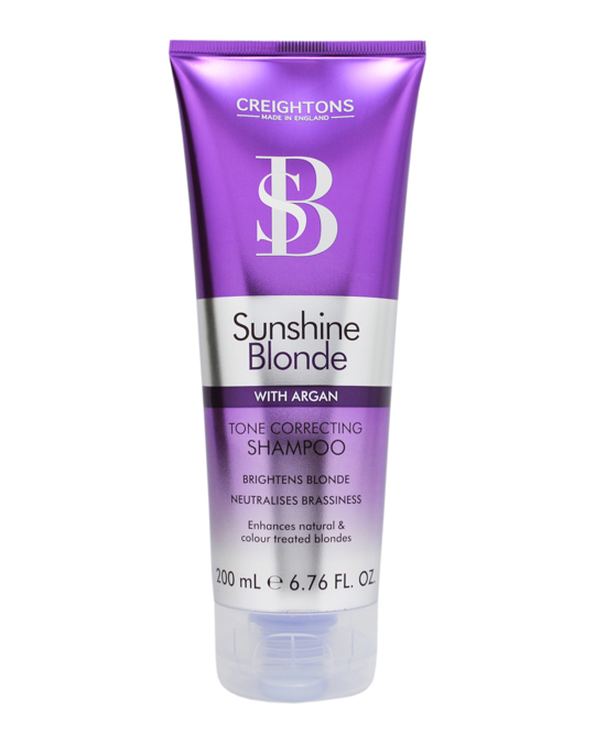 Creightons Creightons Sunshine Blonde Silver Shampoo 250ml