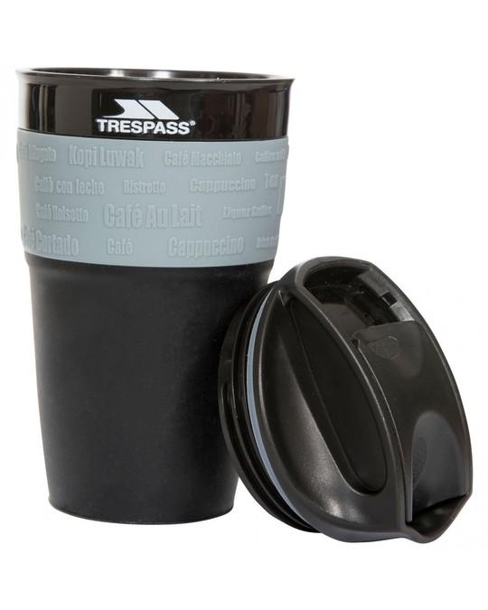 Trespass Trespass Kaffee Pop Silikon Reisebecher