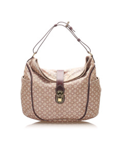 Louis Vuitton Monogram Mini Lin Idylle Romance Brown