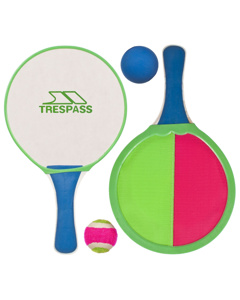 Trespass Prodigy Paddle Bat And Ball Set