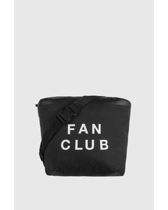 Festival Bag Faded Black