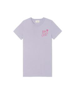 Eden T-shirt Light Purple
