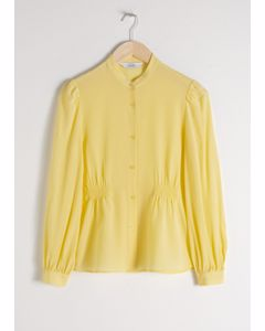 P2 Riri Bluse Gelb
