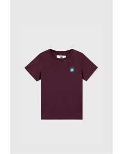 Ola Kids T-shirt Burgundy