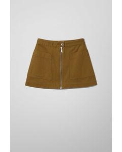Patty Mini Skirt Green
