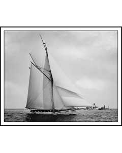 Gaff Cutter Yacht Galatea