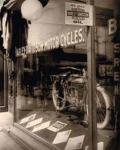 Harley-davidson Shop