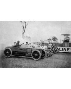Auto Races 1916