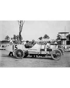 Auto Races, Benning, Md., C. 1916