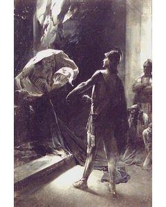 Alexander Coercing The Delphian Oracle, 1898
