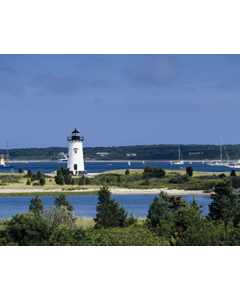 Edgartown Light Station, Martha's Vineyard, Massachusetts