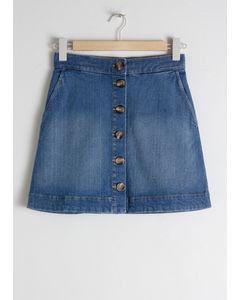 Juno Rock Jeans blau