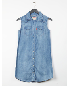 Dress Frou Denim
