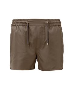 James Nylon Swim Shorts In Shitake
