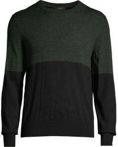 Novelty Knit Sweater Black