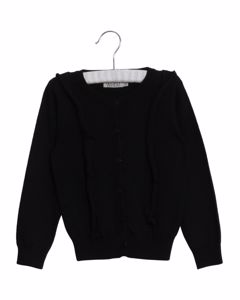 Knit Cardigan Ingrid 0021 Black
