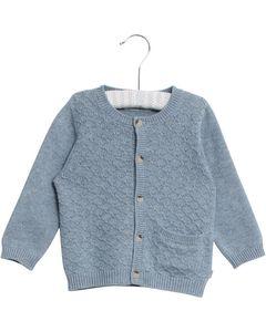 Knit Cardigan Ricardo 1207 Dove Melange
