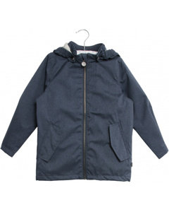 Windbreaker Folke 0229 Navy-melange