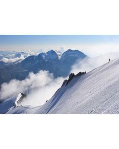 Snöiga Alper