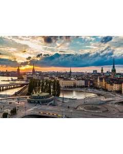 Slussen Gamla Stan Stockholm