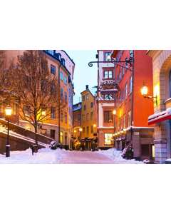 Stockholm Österlånggatan